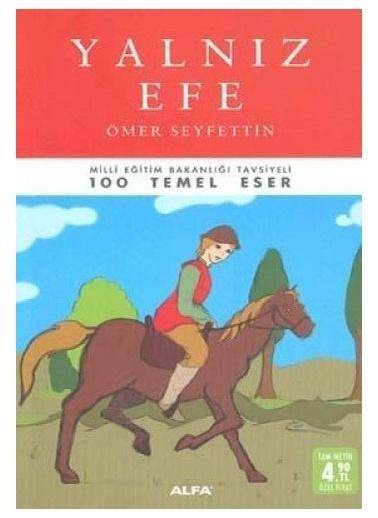 Alfa Yalnız Efe (Cep Boy) Renkli